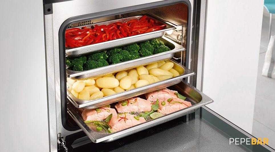 que es un horno regenerador dr alimentos