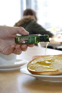 monodosis aceite de oliva