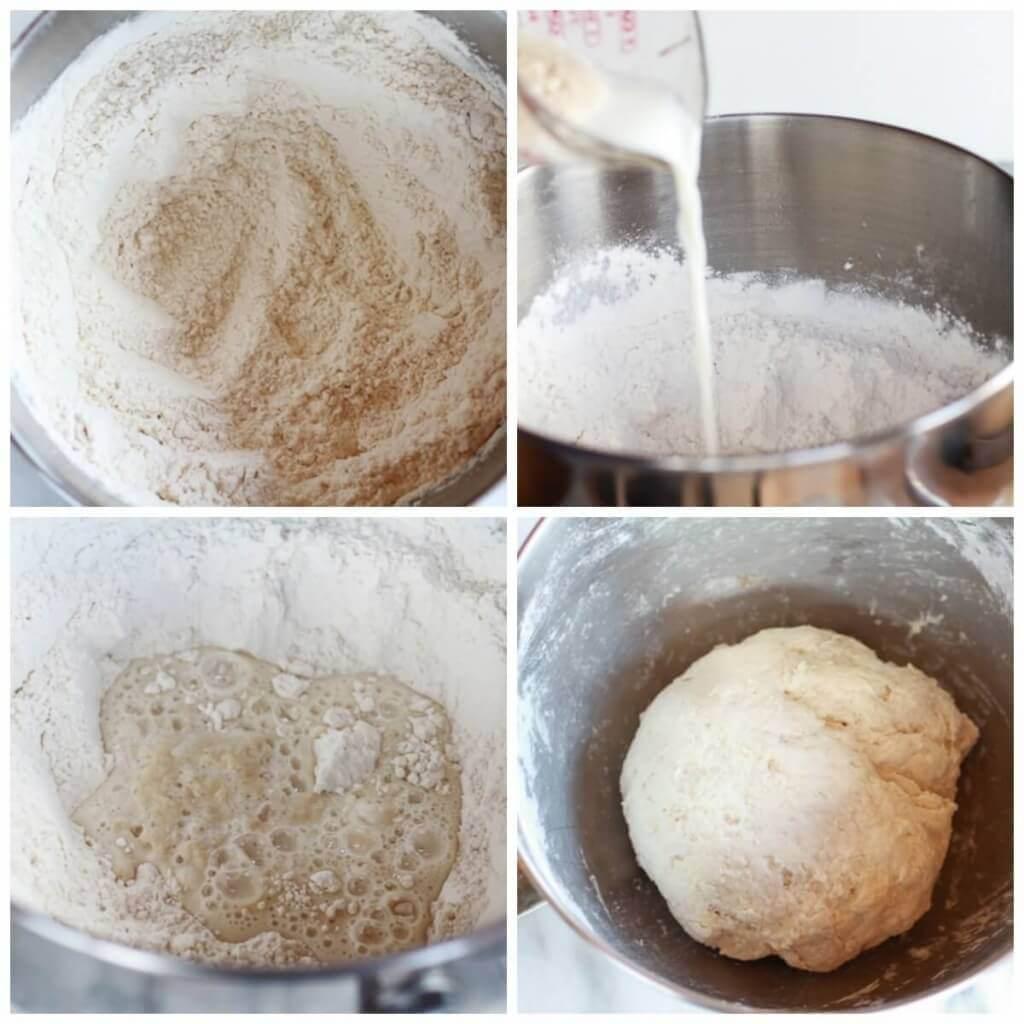 petrir pain maison