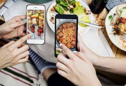 carta digital restaurantes