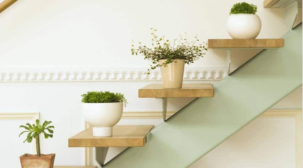 plantas escaleras hosteleria