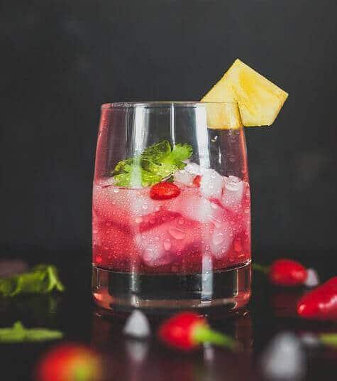sangria traditionnelle vin