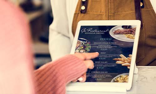 carta menu online