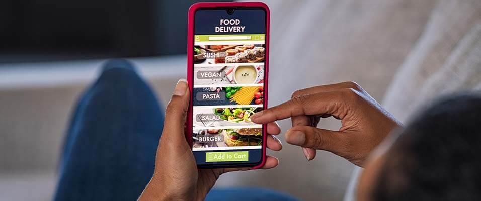 pedir comida online