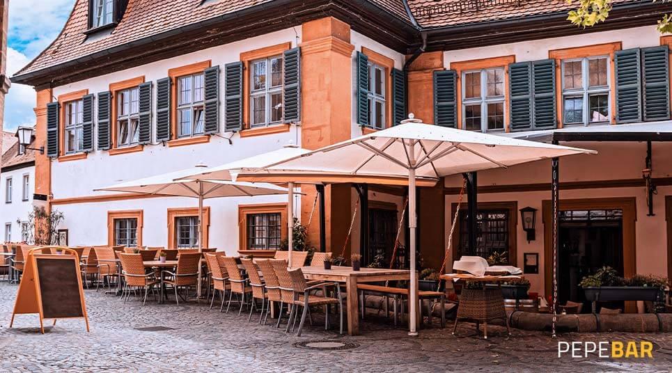 Acondiciona la terraza de tu restaurante o bar para el invierno