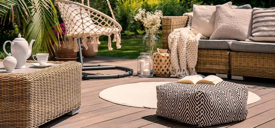 chill out exterior en invierno